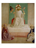 The Mocking of Christ with the Virgin and St. Dominic, 1442 Giclee Print by  Fra Angelico