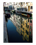 Colors of Venetian Reflections Photographic Print by Donna Corless