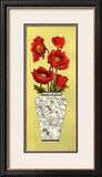 Chinois Poppy Petite Prints by Judy Shelby