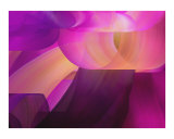 Purple 2 Photographic Print by Harveys Digital Paint