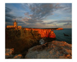 Cabo Rojo Lighthouse Photographic Print by George Oze