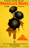 Parapluie Revel (c.1920) Collectable Print by Leonetto Cappiello