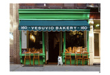 Vesuvio Bakery, Summer Prints by Igor Maloratsky