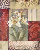 Lilies and More Posters by Lisa Audit