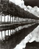 Holland Canal, Sluis, Holland Prints by Monte Nagler