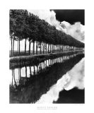 Holland Canal, Sluis, Holland Prints by Monte Nagler