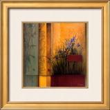 Terrazzo Garden Prints by Don Li-Leger