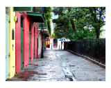 Pirates Alley Photographic Print by Gene Sticco