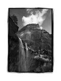 Emerald Pools Falls Impressão fotográfica por Steve Gadomski