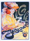 Cafe Jacamo Giclee Print