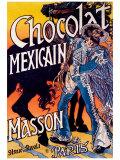 Chocolat Mexicain Giclee Print