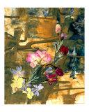 Flower Spirit  - Elevation Giclee Print by Shelley Xie