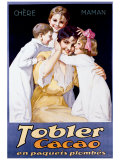 Tobler Cacao Giclee Print
