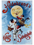 Hildebrand's Kakao Schokolade Giclee Print