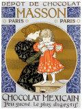 Chocolat Masson Giclee Print