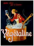 Vegetaline Giclee Print