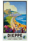 Dieppe Giclee Print