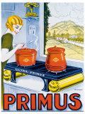 Primus Giclee Print by  Dampenon & Delarue