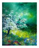 Spring Giclee Print by Pol Ledent
