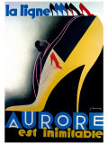 Aurore Giclee Print by Jean Chassaing