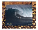 Jaws, Maui ,  Surfer Shaun Dickson 1 Photographic Print by Himani