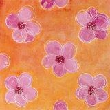 Springtime Blossom Art by Viola Lee