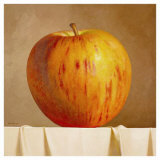 Apple Art by Alex Du