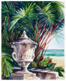 Covered Urn Posters by Lois Brezinski