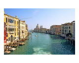 Grand Canal in Venice Photographic Print by Michael Henderson