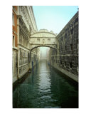 Bridge of Sighs in Venice Photographic Print by Michael Henderson