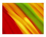 Juice Stripes Photographic Print by Brad c Bogle