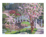 Breath of Spring Reproduction procédé giclée par L Diane Johnson
