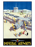 Imperial Airways Giclee Print