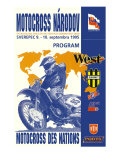 Narodov Nations of Motocross Giclee Print