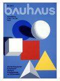 Bauhaus Ausstellung, 50 Jahre Giclee Print
