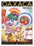 Oaxaca, Mexico Giclee Print