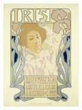 Iris, Libretto Musical Opera Giclee Print