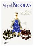 Nicolas Fines Boutelles Aperitf Giclee Print