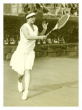 Womens Championship Tennis Gicl&#233;e-Druck