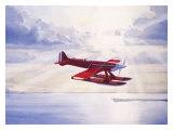 Macchi Castoldi MC72 Seaplane Racer Giclee Print by Bill Northup
