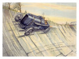 Peugeot Roadster Grand Prix, c.1913 Giclee Print