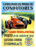 7th Grande Primio de Portugal Giclée-Druck