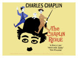 The Charlie Chaplin Revue Giclee Print