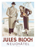 Jules Bloch, Nuechatel Giclee Print