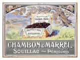 Chambon Marrel Olive Growers Giclee Print