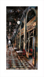 Venice Cafe I Limited Edition by Marti Bofarull