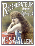 Regenerateur de Mme. S.A. Allen Giclee Print