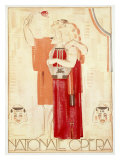 Nationale Italian Opera Giclee Print