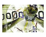 Vitruvian Man, 2000 Giclee Print by Eric Saak