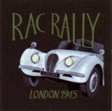 Rac Rally Posters by J. Clark